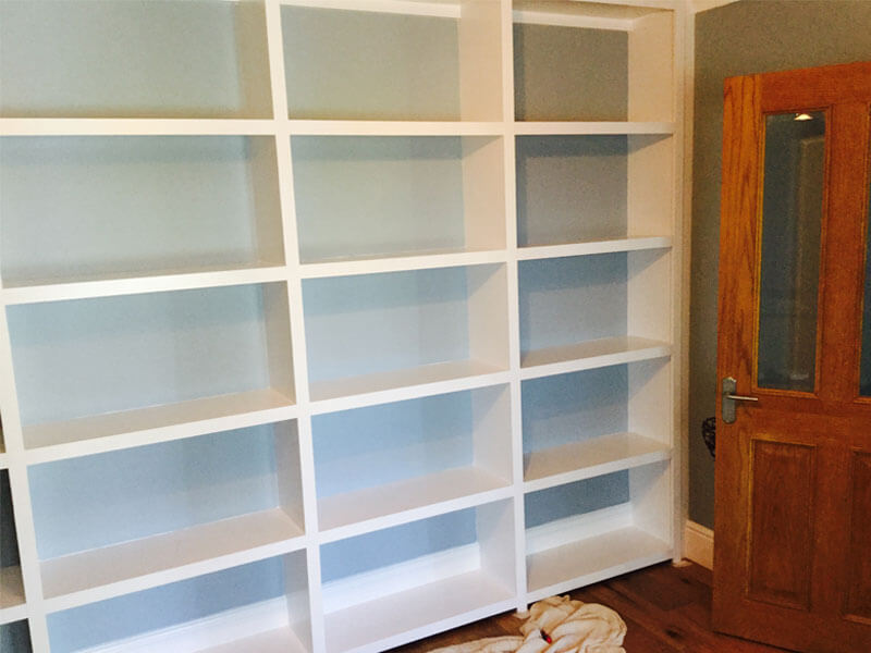 Storage and shelving units